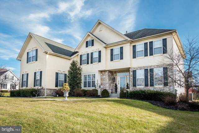 2150 Brookshire Road, FURLONG, PA 18925 (#PABU487022) :: Talbot Greenya Group