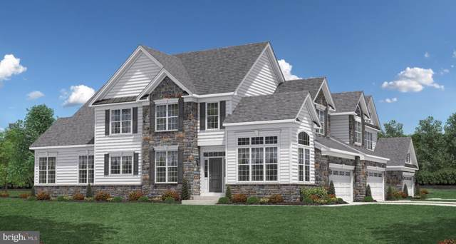 3806 Meadow View Farm Road Lot 60 Bucknell, NEWTOWN SQUARE, PA 19073 (#PADE506756) :: ExecuHome Realty