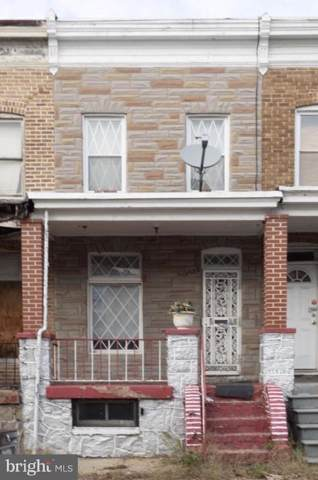2408 Llewelyn Avenue, BALTIMORE, MD 21213 (#MDBA496320) :: The Licata Group/Keller Williams Realty