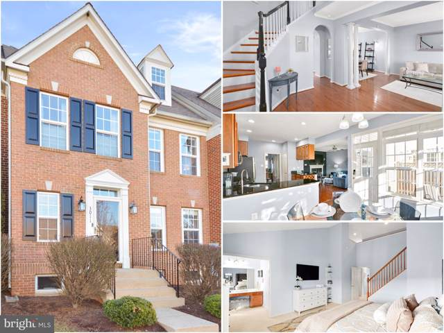 3011 Cloister Way, FREDERICK, MD 21701 (#MDFR258276) :: The Maryland Group of Long & Foster