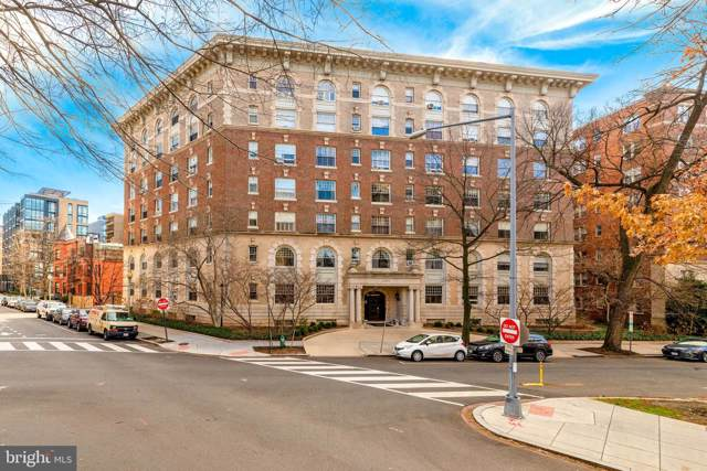 2039 New Hampshire Avenue NW #406, WASHINGTON, DC 20009 (#DCDC454344) :: Crossman & Co. Real Estate
