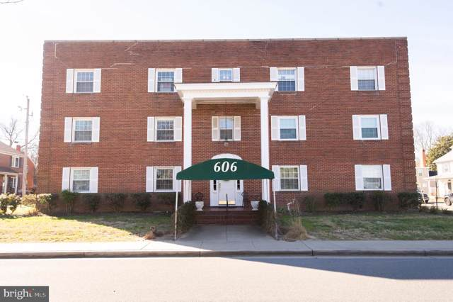 606 Water Street #6, CAMBRIDGE, MD 21613 (#MDDO124796) :: RE/MAX Coast and Country