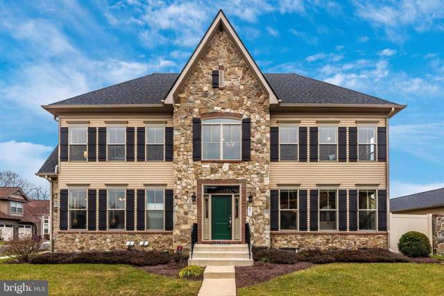2911 Mill Island Parkway, FREDERICK, MD 21701 (#MDFR258290) :: Seleme Homes