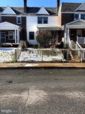 724 Mount Holly Street, BALTIMORE, MD 21229 (#MDBA496368) :: Corner House Realty
