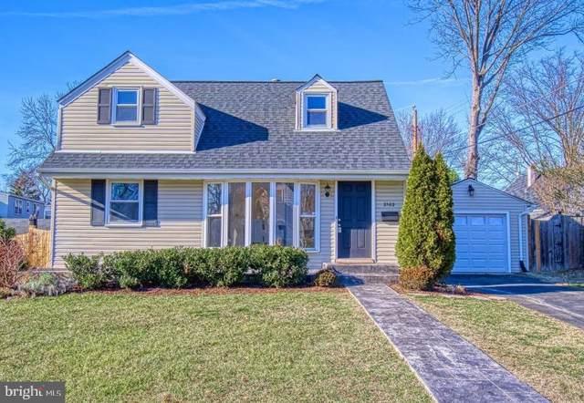 2102 Dartmouth Drive, ALEXANDRIA, VA 22307 (#VAFX1105430) :: Jim Bass Group of Real Estate Teams, LLC