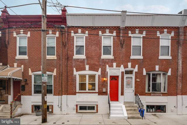 2121 S Mole Street, PHILADELPHIA, PA 19145 (#PAPH861768) :: ExecuHome Realty