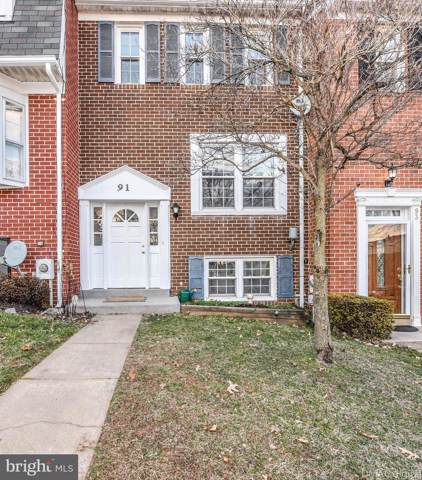 91 Meadowlark Avenue, MOUNT AIRY, MD 21771 (#MDCR193846) :: The Kenita Tang Team