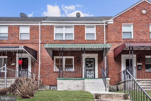 4117 Mountwood Road, BALTIMORE, MD 21229 (#MDBA496400) :: Seleme Homes