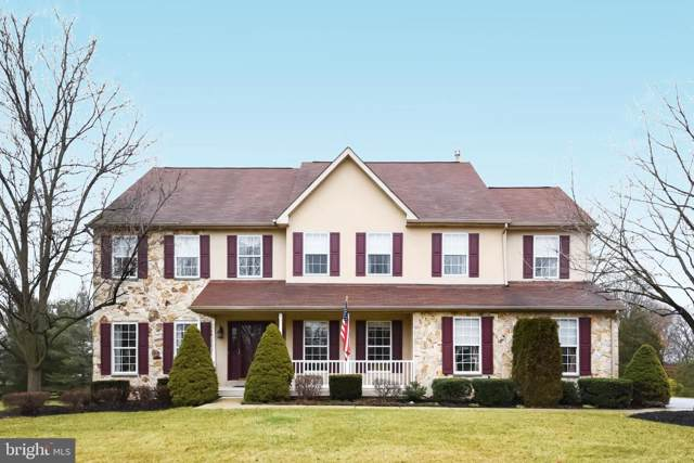 452 Silver Leaf Circle, COLLEGEVILLE, PA 19426 (#PAMC635170) :: ExecuHome Realty