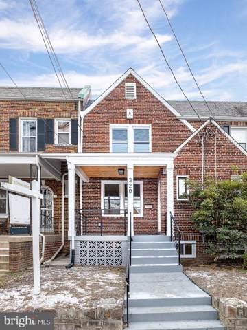 320 Gallatin Street NW, WASHINGTON, DC 20011 (#DCDC454424) :: SURE Sales Group