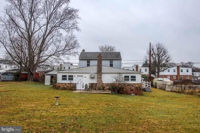 236 School Lane, WOODLYN, PA 19094 (#PADE506822) :: Erik Hoferer & Associates