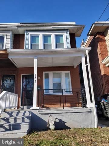 2408 Lindsay Street, CHESTER, PA 19013 (#PADE506828) :: Ramus Realty Group