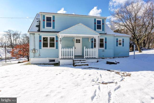 401 5TH Street, SUMMERDALE, PA 17093 (#PACB120492) :: The Joy Daniels Real Estate Group