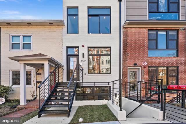 1505 K Street SE #3, WASHINGTON, DC 20003 (#DCDC454446) :: Tom & Cindy and Associates