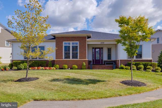 23734 Heather Mews Drive, ASHBURN, VA 20148 (#VALO401096) :: The Vashist Group