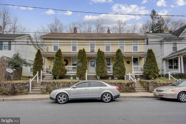 137-141 Main Street, GLEN GARDNER, NJ 08826 (#NJHT105872) :: Pearson Smith Realty