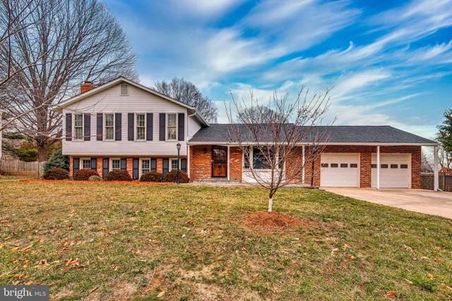 10780 Scaggsville Road, LAUREL, MD 20723 (#MDHW274094) :: The Gus Anthony Team