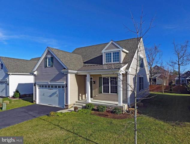 36362 Warwick Drive #34, REHOBOTH BEACH, DE 19971 (#DESU153740) :: RE/MAX Coast and Country