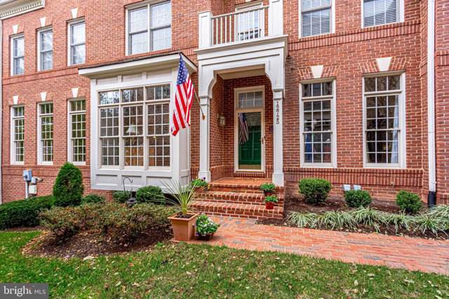 12725 Lady Somerset Lane, FAIRFAX, VA 22033 (#VAFX1105530) :: The Vashist Group
