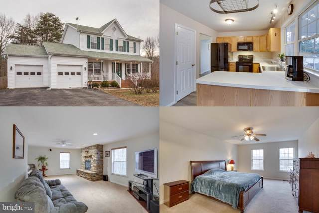 75 Aspen Woods Drive, SUNDERLAND, MD 20689 (#MDCA174022) :: ExecuHome Realty