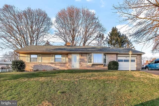 819 Imperial Drive, LANCASTER, PA 17601 (#PALA157114) :: The Joy Daniels Real Estate Group