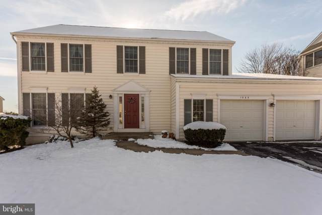 1555 Fort Braddock Court, WINCHESTER, VA 22601 (#VAWI113700) :: The MD Home Team