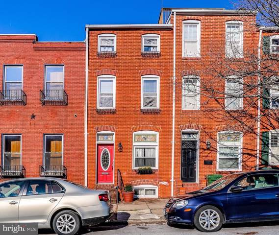 604 S Montford Avenue, BALTIMORE, MD 21224 (#MDBA496470) :: SURE Sales Group