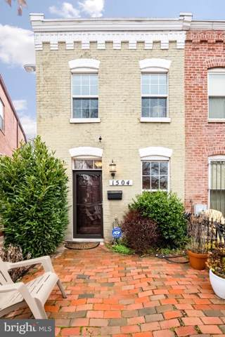 1504 Massachusetts Avenue SE, WASHINGTON, DC 20005 (#DCDC454502) :: Seleme Homes