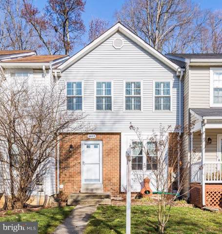 9440 Fens Hollow, LAUREL, MD 20723 (#MDHW274122) :: AJ Team Realty