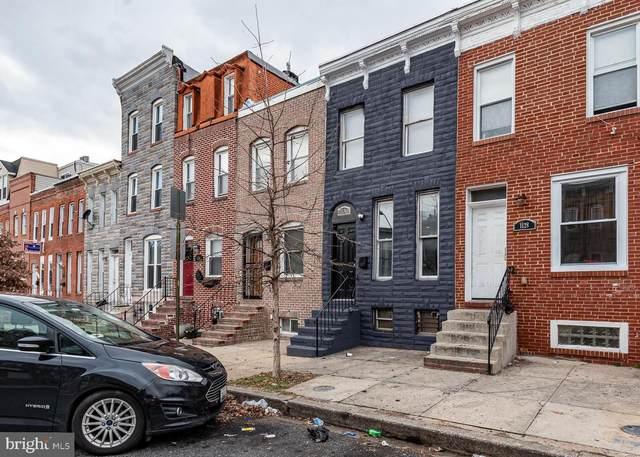 1130 Carroll Street, BALTIMORE, MD 21230 (#MDBA496522) :: Jim Bass Group of Real Estate Teams, LLC