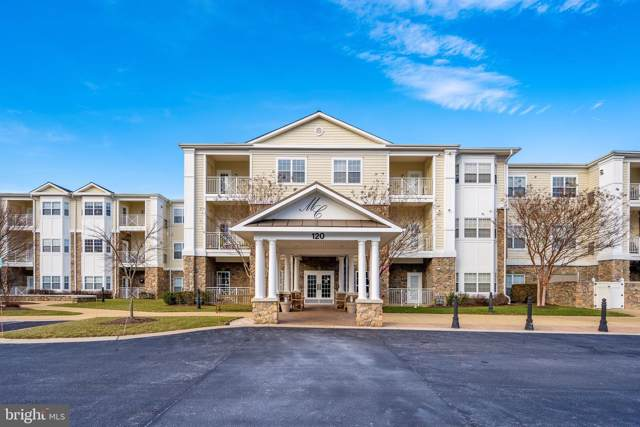 120 Burgess Hill Way #100, FREDERICK, MD 21702 (#MDFR258348) :: Ultimate Selling Team