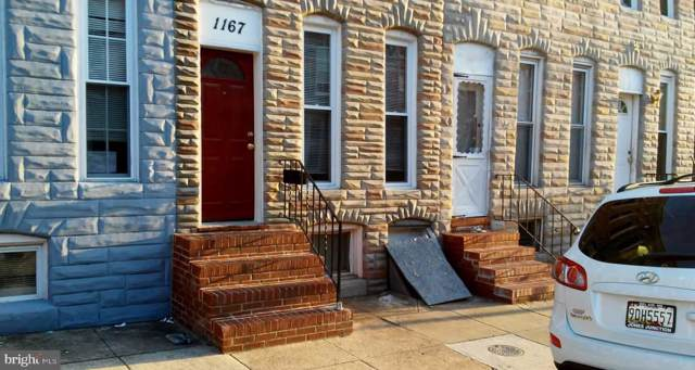 1167 Cleveland Street, BALTIMORE, MD 21230 (#MDBA496534) :: The Maryland Group of Long & Foster