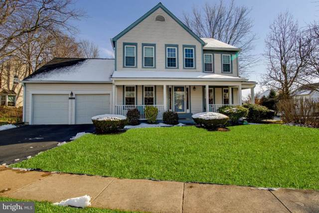 13703 Southernwood Court, CHANTILLY, VA 20151 (#VAFX1105624) :: Pearson Smith Realty