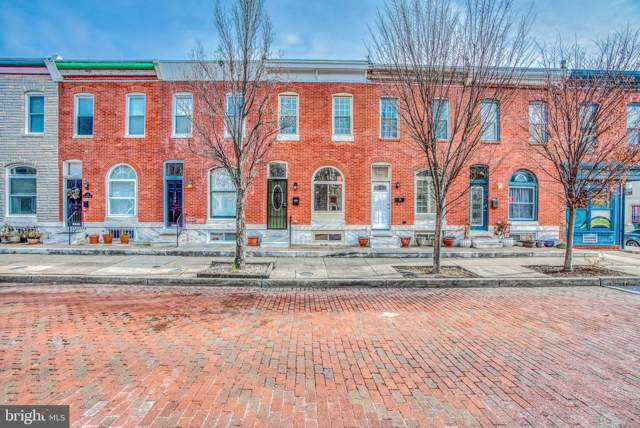 107 N Kenwood Avenue, BALTIMORE, MD 21224 (#MDBA496546) :: The Maryland Group of Long & Foster