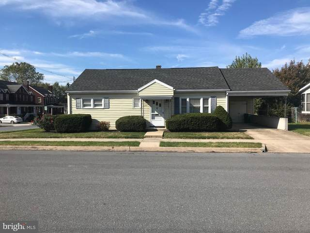 395 South Seventh, CHAMBERSBURG, PA 17201 (#PAFL170486) :: The Joy Daniels Real Estate Group