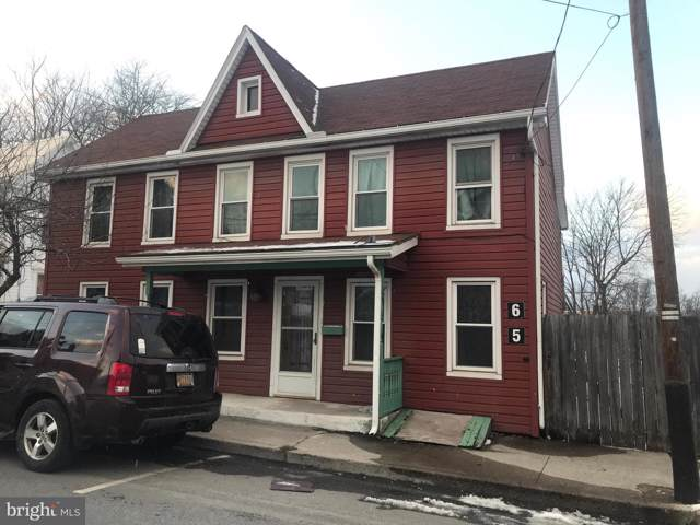65 W Main Street, NEWVILLE, PA 17241 (#PACB120518) :: The Heather Neidlinger Team With Berkshire Hathaway HomeServices Homesale Realty