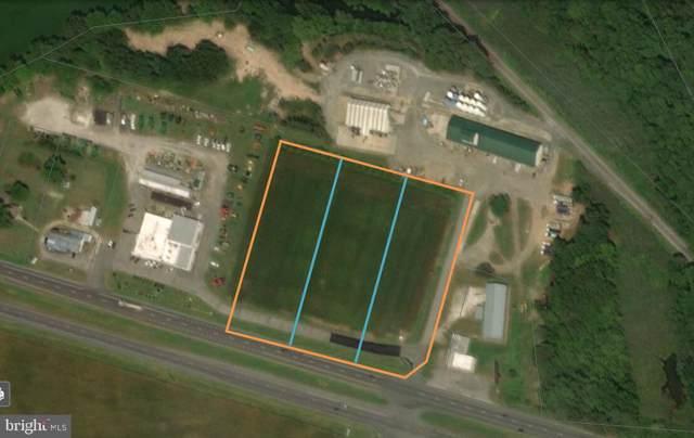 0 Ocean Highway, POCOMOKE, MD 21851 (#MDSO103050) :: Blackwell Real Estate
