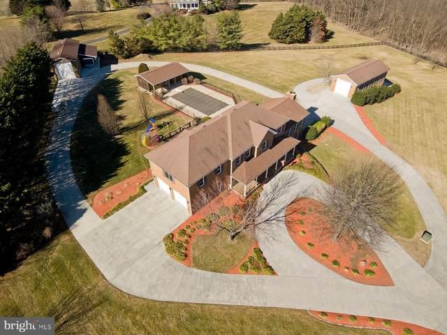 165 Upper Ridge Road, WINCHESTER, VA 22603 (#VAFV155106) :: AJ Team Realty