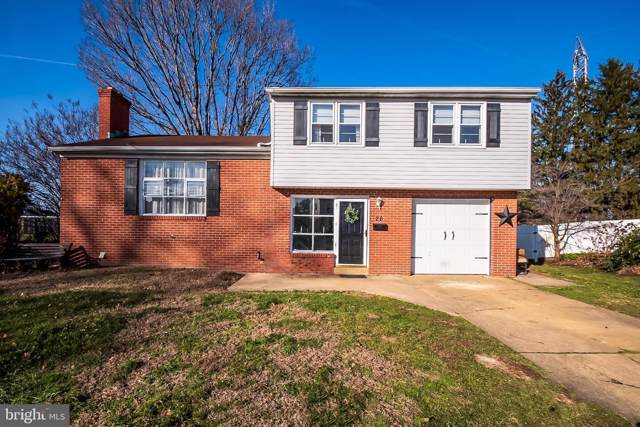 26 N Booth Drive, NEW CASTLE, DE 19720 (#DENC493088) :: The Team Sordelet Realty Group