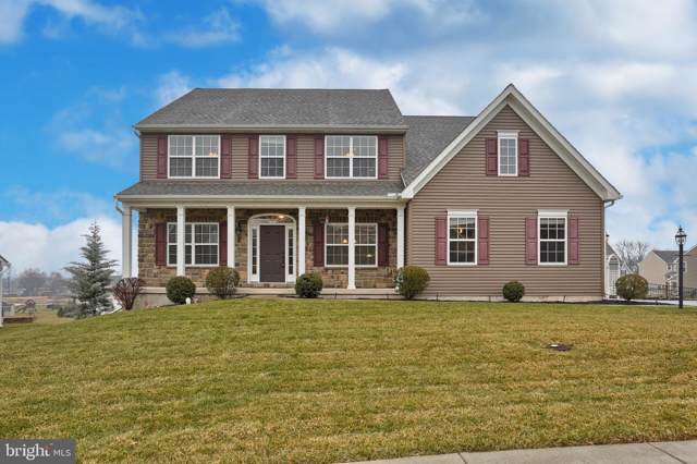 672 Saddle Road, PALMYRA, PA 17078 (#PALN111980) :: Keller Williams of Central PA East