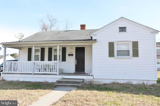 413 Priscilla Street, SALISBURY, MD 21801 (#MDWC106516) :: The Licata Group/Keller Williams Realty