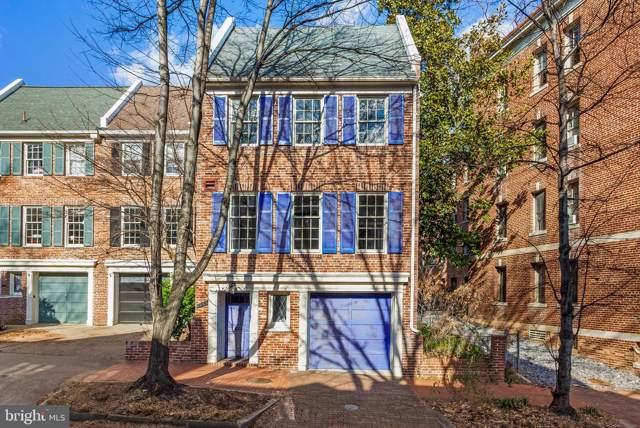 3053 Q Street NW, WASHINGTON, DC 20007 (#DCDC454594) :: Corner House Realty