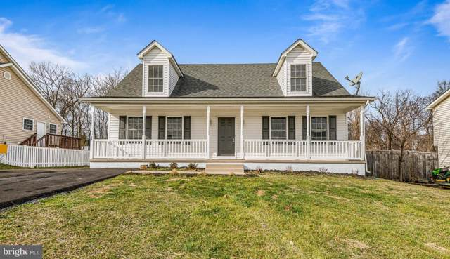 57 Gibson, INWOOD, WV 25428 (#WVBE174012) :: Pearson Smith Realty