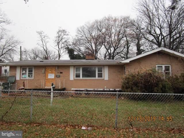 1118 51ST Street NE, WASHINGTON, DC 20019 (#DCDC454600) :: Seleme Homes