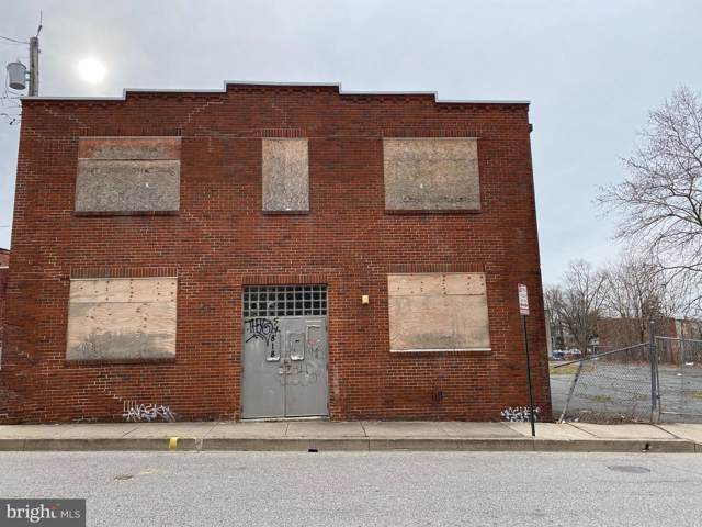 818 N Franklintown Road, BALTIMORE, MD 21216 (#MDBA496588) :: Corner House Realty