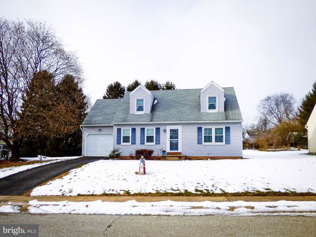 44 Mulberry Court, DOVER, PA 17315 (#PAYK131312) :: Bob Lucido Team of Keller Williams Integrity