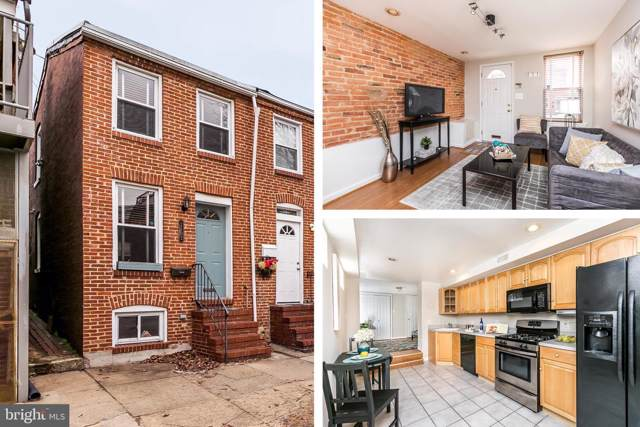 2402 Foster Avenue, BALTIMORE, MD 21224 (#MDBA496596) :: Jim Bass Group of Real Estate Teams, LLC