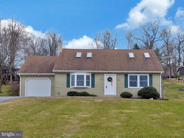 214 Edgewood Drive, NEW HOLLAND, PA 17557 (#PALA157184) :: ExecuHome Realty