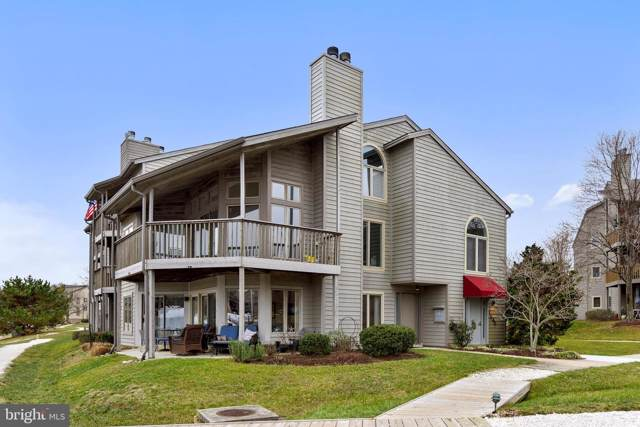 7040 Harbour Village Court T-1, ANNAPOLIS, MD 21403 (#MDAA422428) :: The Licata Group/Keller Williams Realty