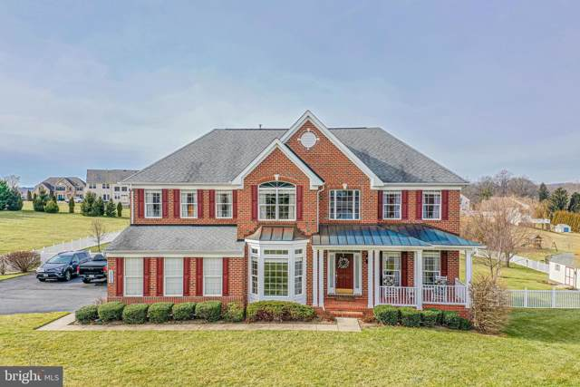 1204 Shop View Court, FOREST HILL, MD 21050 (#MDHR242420) :: Radiant Home Group